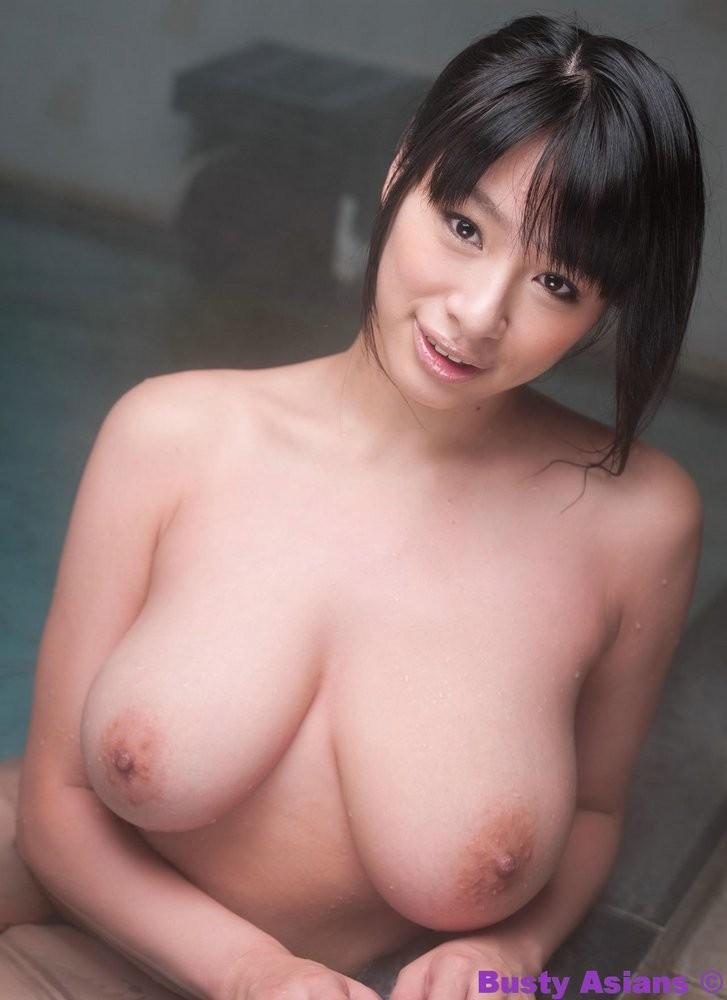 Hana Haruna Getting Clean Busty Asians