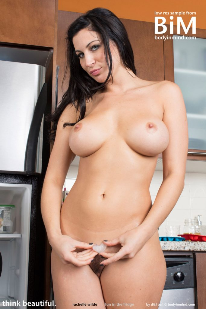 Rachelle Wilde Fun In The Fridge Body In Mind