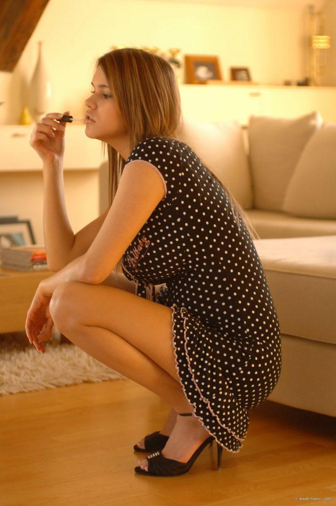 Emma Nicholls Lipstick Love for Breath Takers