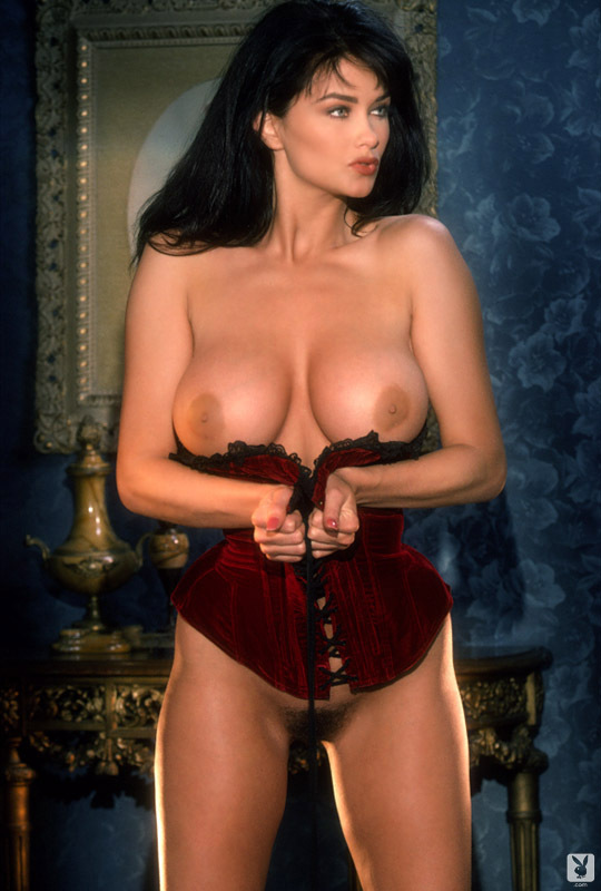 Traci Adell Miss July 1994 for Playboy