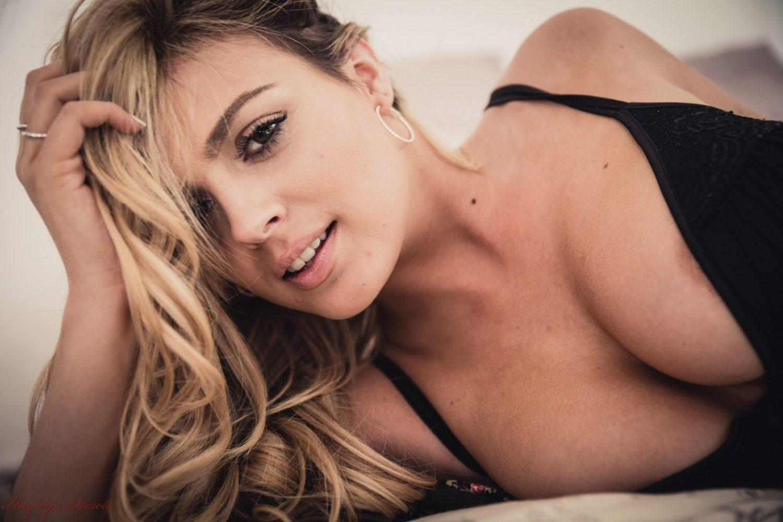 Danielle Sellers in Dusk for Hayleys Secrets