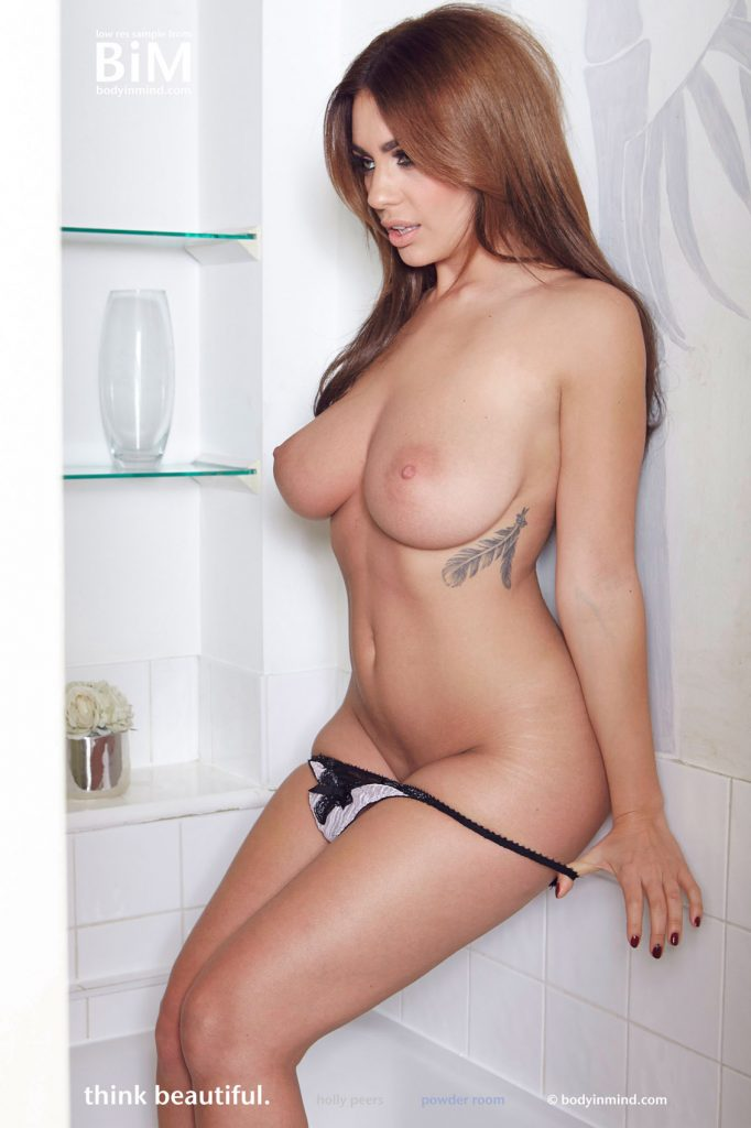 Holly Peers Powder Room Body In Mind