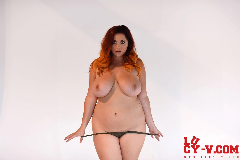 Lucy Vixen Little Panties Thick Curves 10