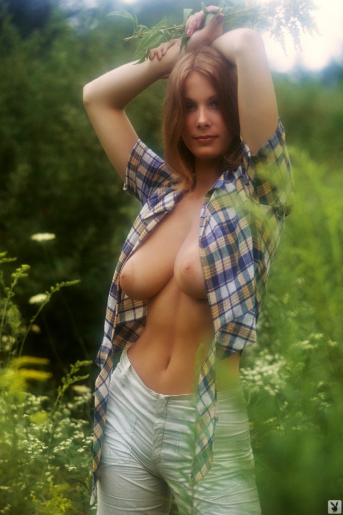 Nancy Cameron Miss January 1974 Playboy Playmate