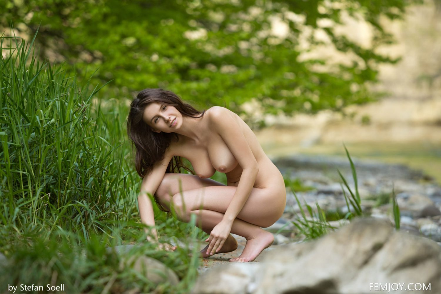 Alisa I Enjoy Nature Femjoy