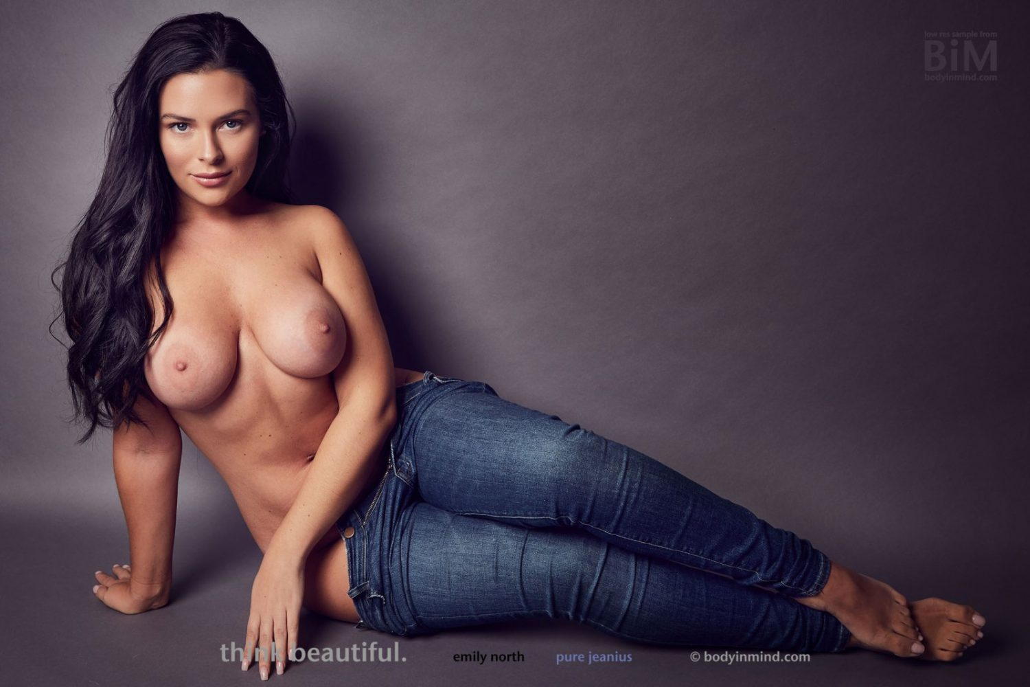 Emily North Pure Jeanius Body In Mind