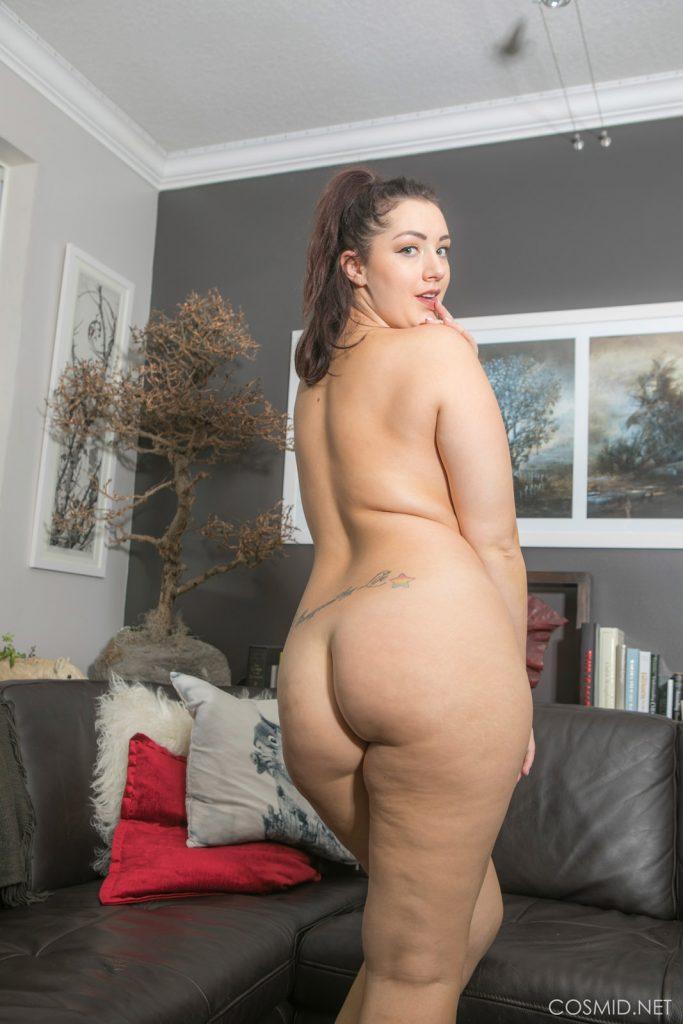 Lexi Lloyd Perfect Natural Curves Cosmid