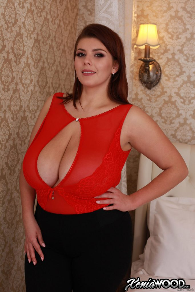 Xenia Wood Red Sexuality