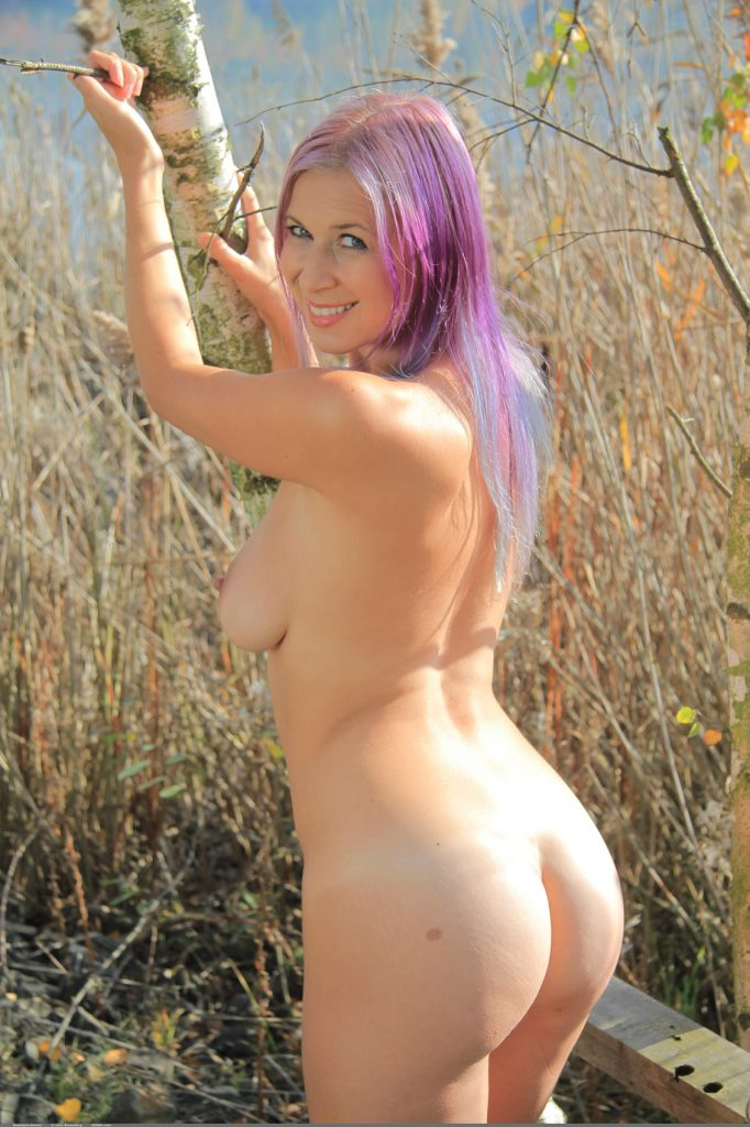 Anastasia Devine Purple Hair Domai