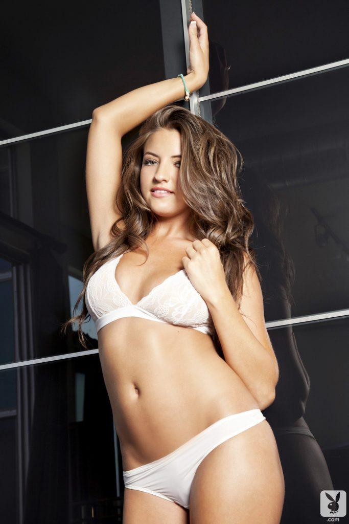 Jessica Workman Love Her Tender Playboy
