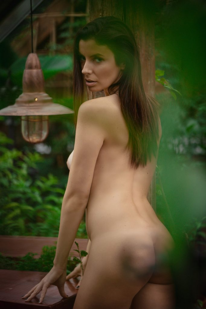 Katey Nude Moments Playboy
