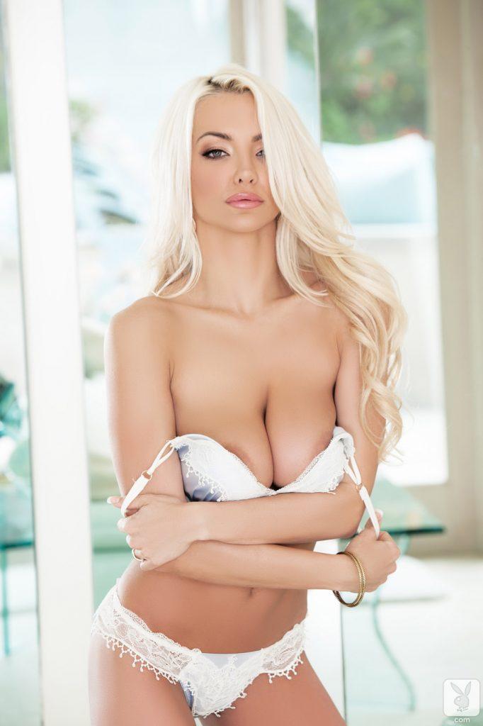 Lindsey Pelas Nude Playboy