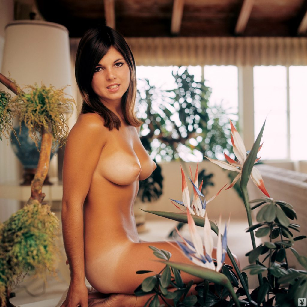 Karla Conway Miss April 1966 Playmate