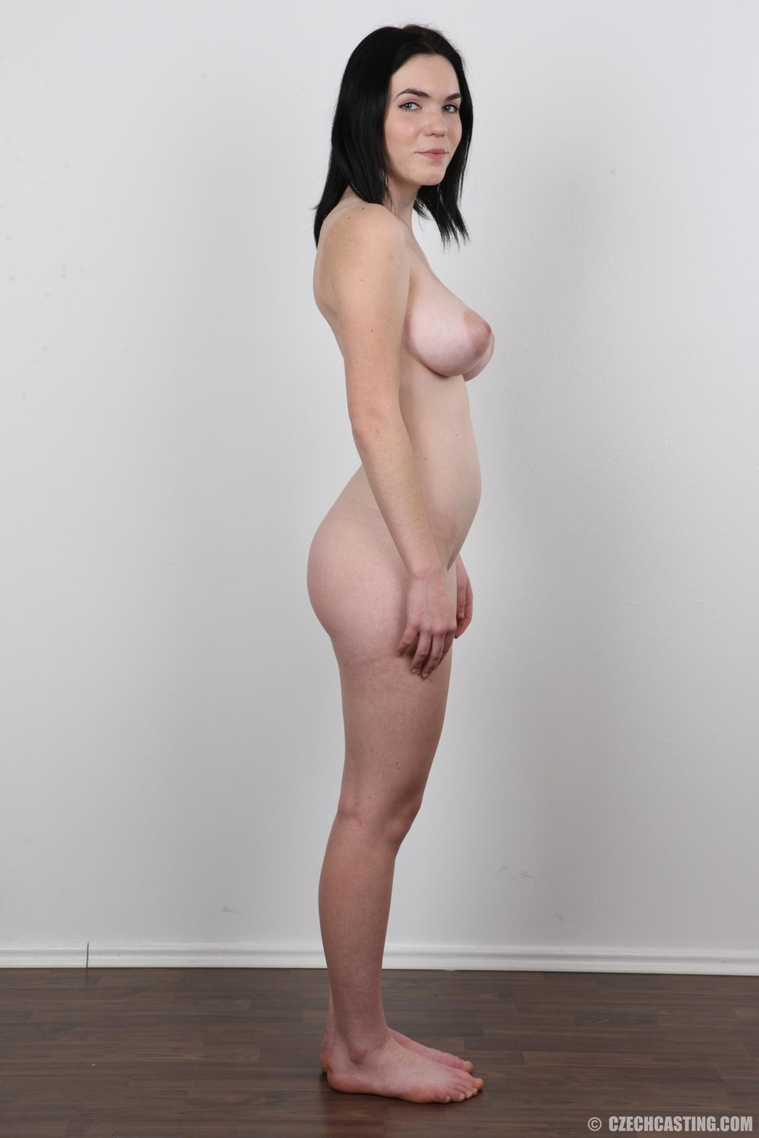 Hot Brunette Strip Fuck