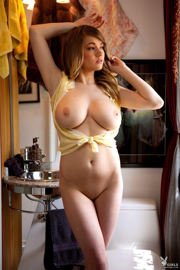 Ashleigh Elizabeth Nude Playboy
