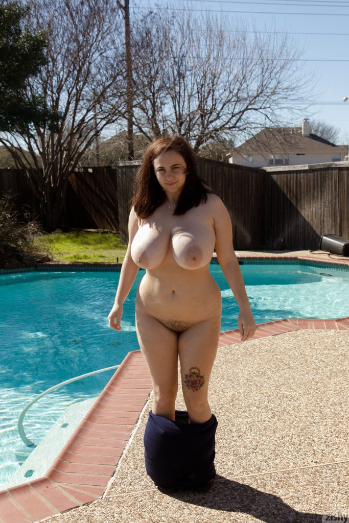 Milly Marks Thick Texas Curves Zishy