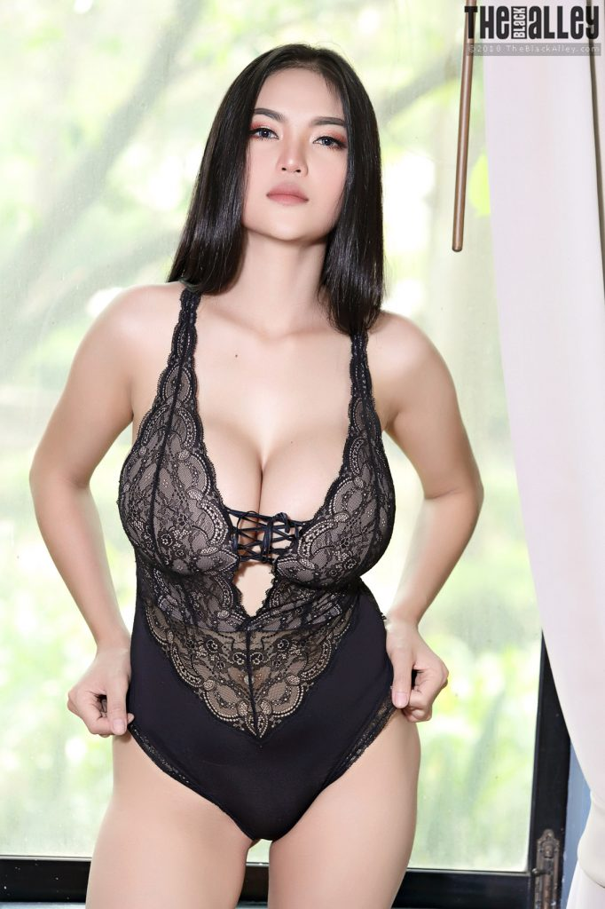 Pitta Sexy Black Lingerie The Black Alley