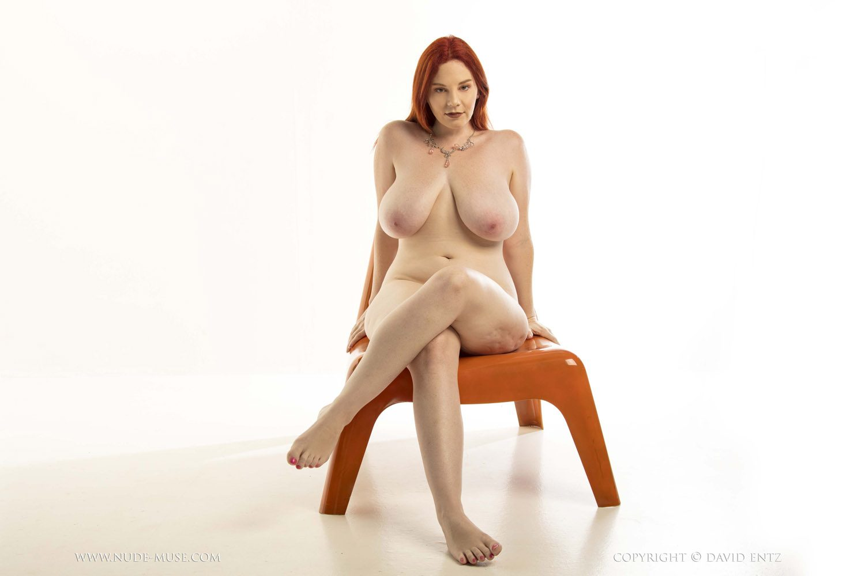 Opinion curvy redhead nude the