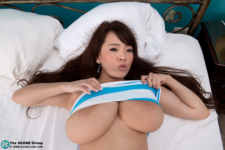Hitomi Tanaka Taking A Shower