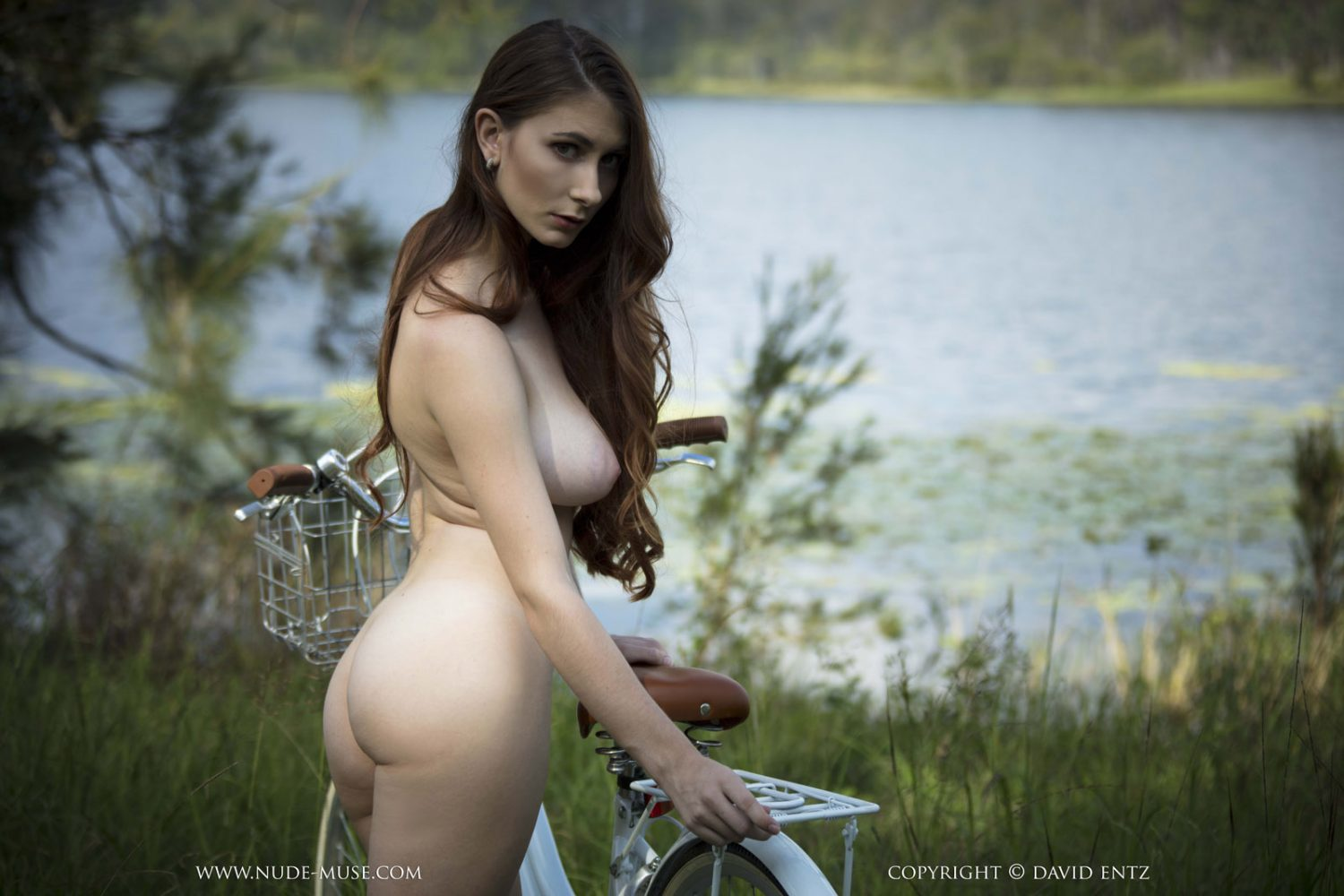 Penni Country Ride Nude Muse