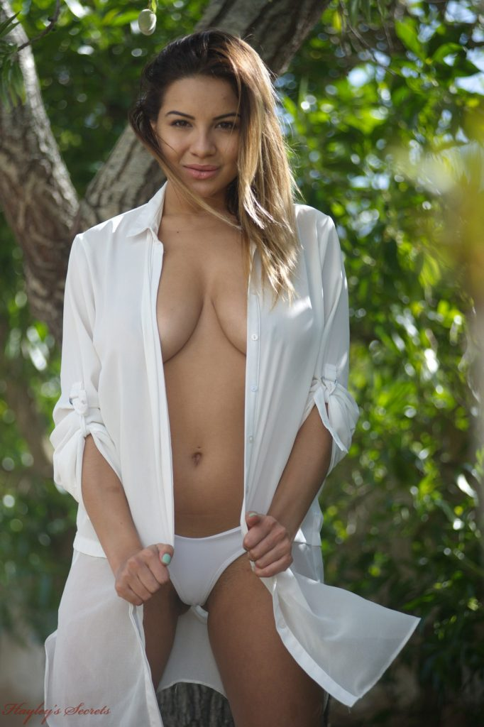 Lacey Banghard White Wash Hayleys Secrets