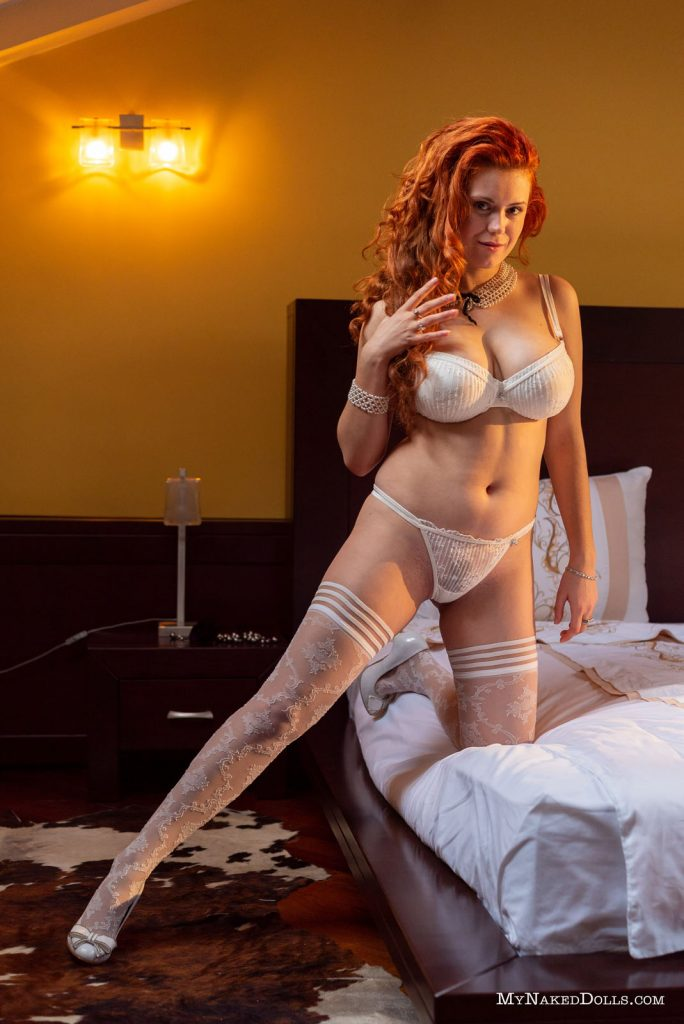 Lillith Von Titz Curvy My Naked Dolls