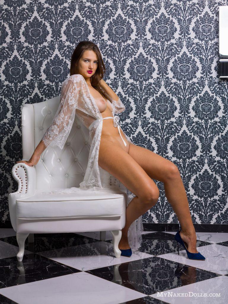 Dasha Snezhna Undressing My Naked Dolls