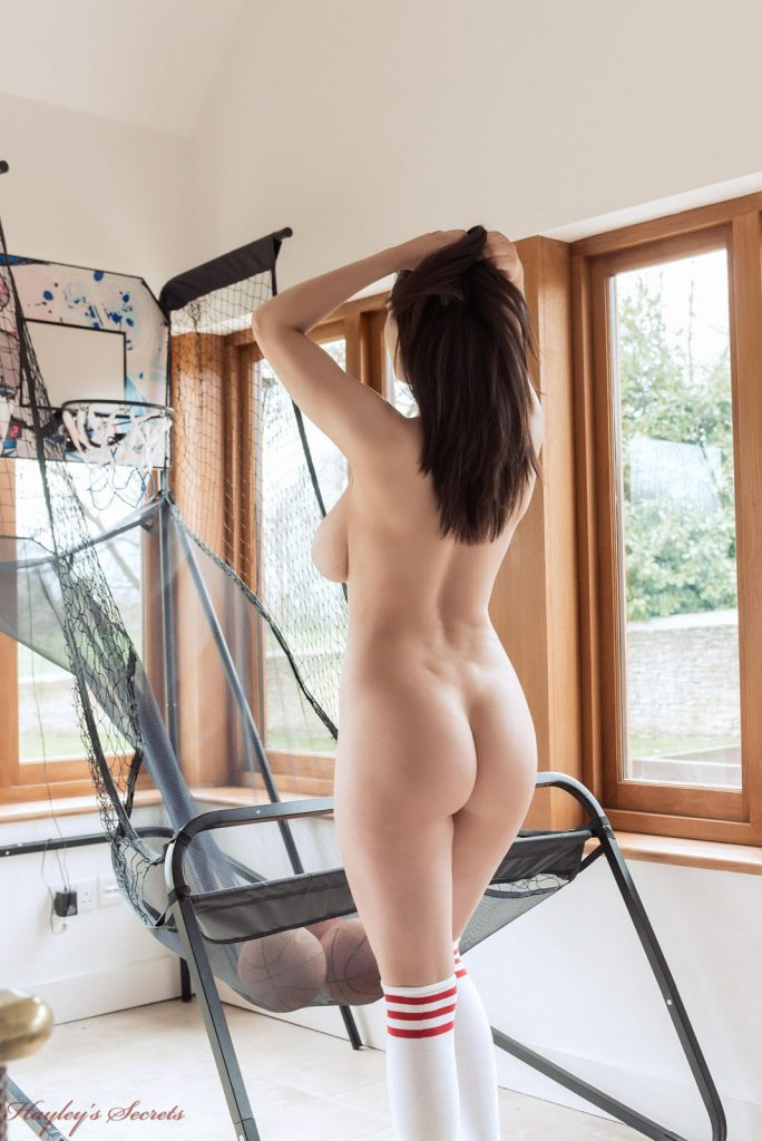 Joey Fisher Nude Basketball