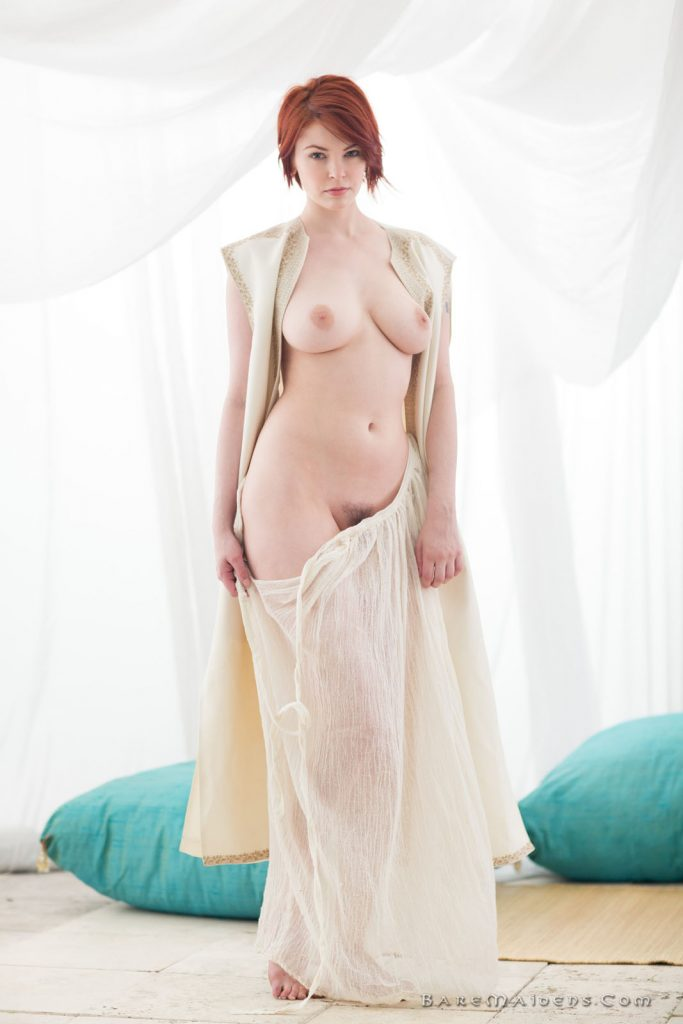 Brea Daniels The Light Bare Maidens
