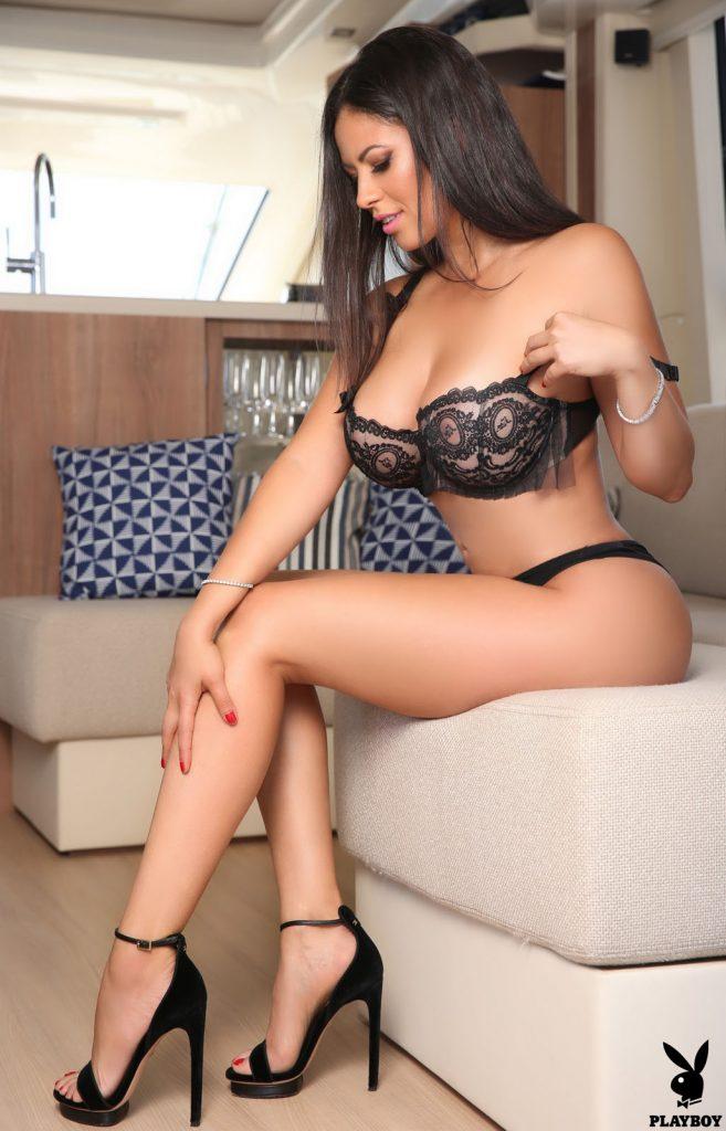 Fabiana Britto Nude Playboy