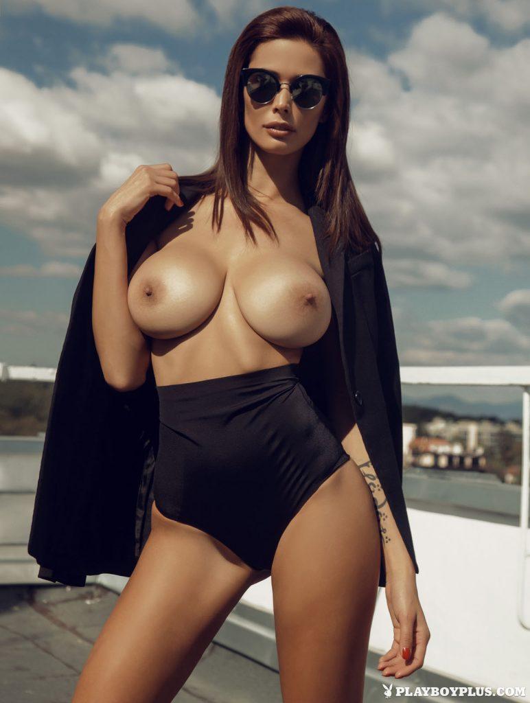 Bilyana Evgenieva Playboy Bulgaria
