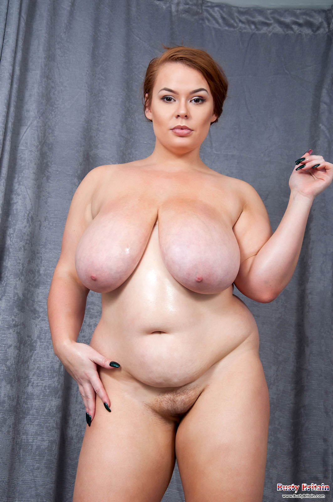 young latina and shot nude