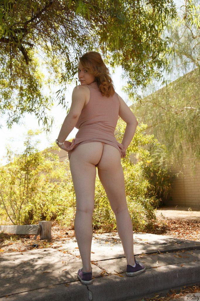 Irelynn Dunham Skin Tight Dress Zishy