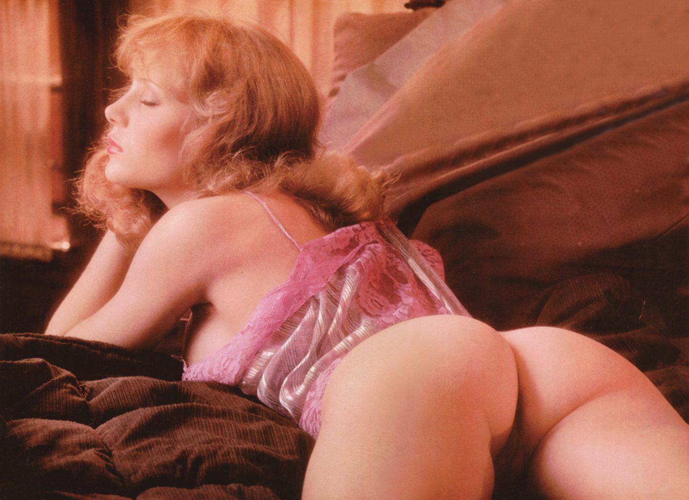 Kimberly McArthur January 1982 Playboy Playmate