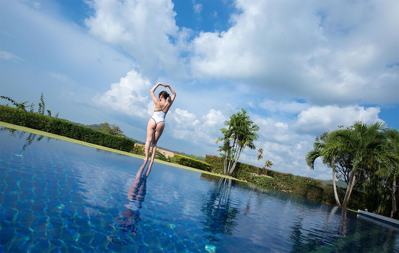 Nanami Matsumoto Naked Swim R18
