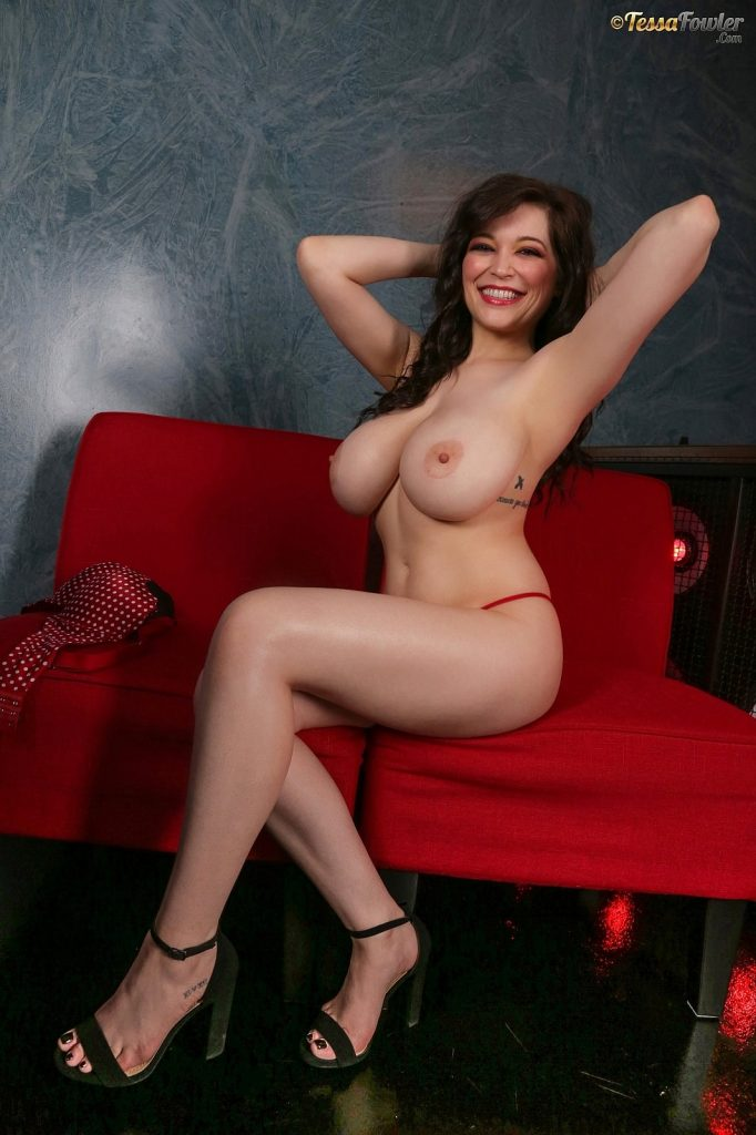 Tessa Fowler Red Hot Valentine