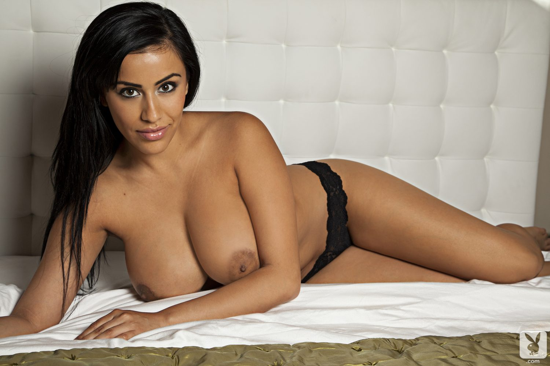 Bunnie Brook Busty Exotic Beauty Playboy
