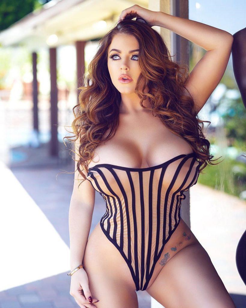 Zatanna a parody porn video