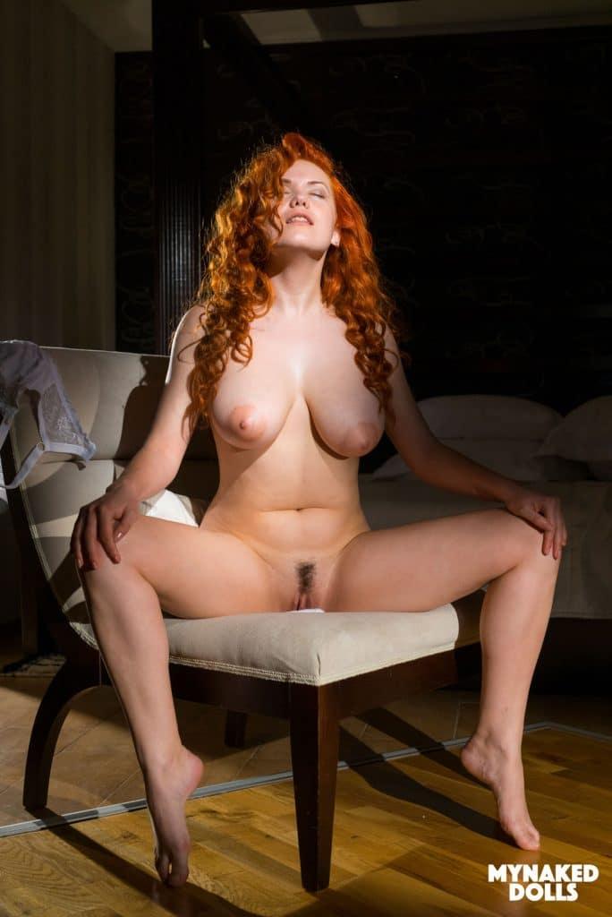 Lillith Von Titz Cinnamon Girl My Naked Dolls