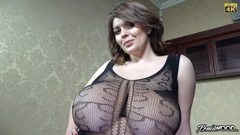Xenia Wood See Thru Boobs