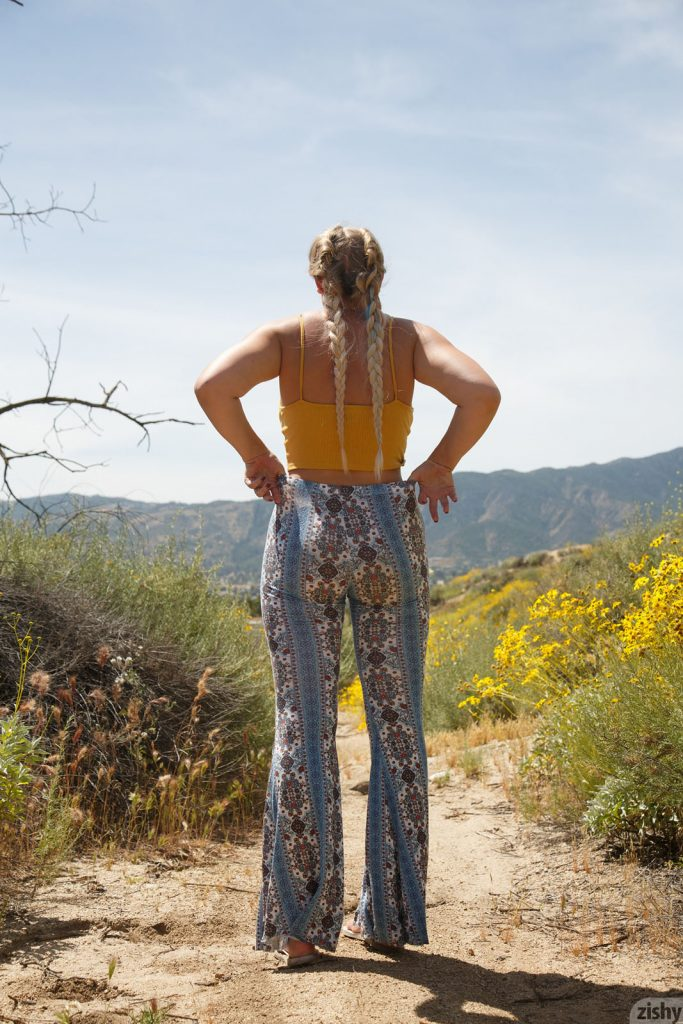 Harley Woodburn Explore California Zishy