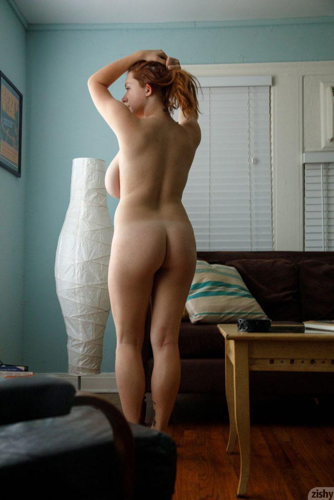 Kelsey Berneray Bedroom Romp Zishy