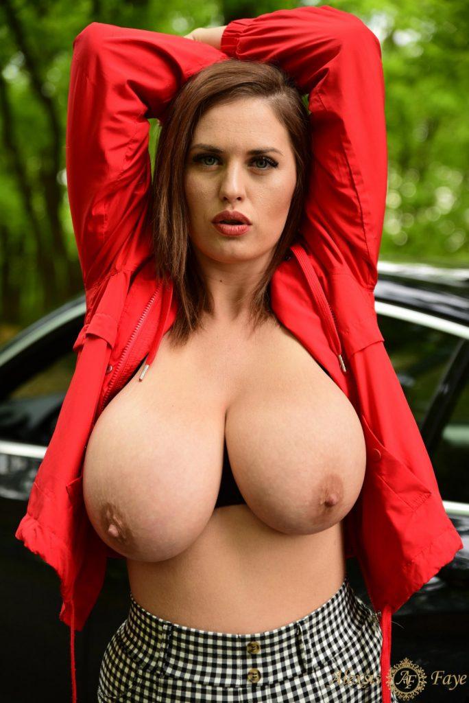 Alexsis Faye Flash On The Road