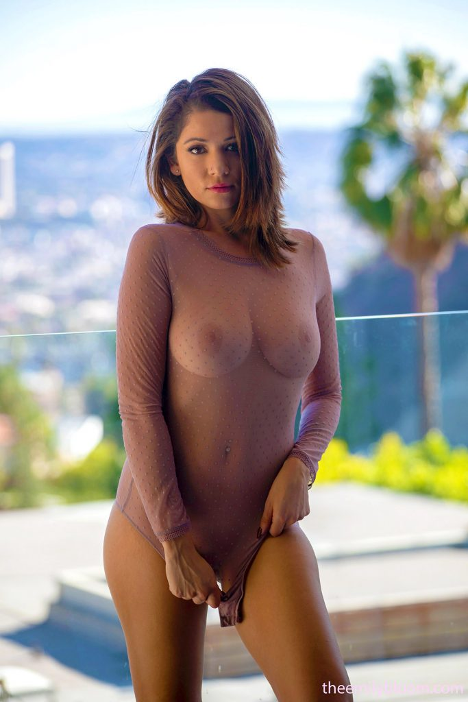 Ali Rose Skyline Nudes