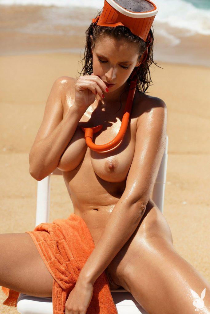 Emily Agnes Playboy Portugal