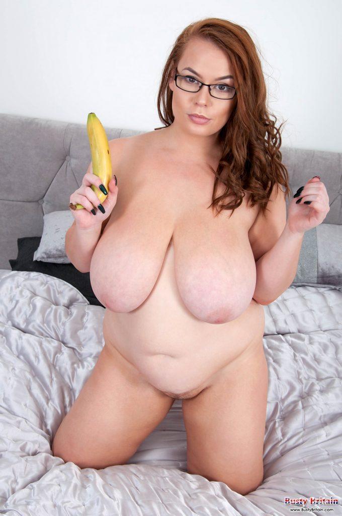 Gina G BBW Brit Horny In Bed